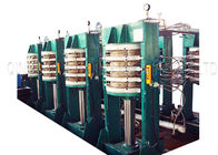 High Performance Rubber Curing Machine With Machine Body And Cylinder
